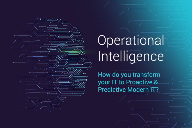 CloudFabrix Operational Intelligence